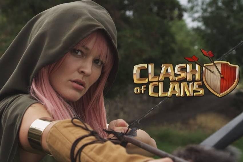 Film Clash of Clans