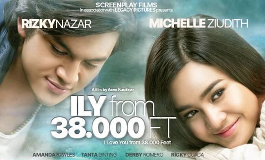 Parade Film Layar Lebar Spesial Cinta