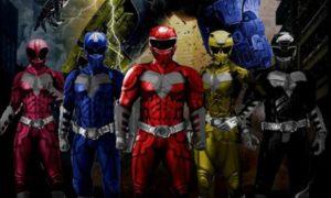 Saban's Power Rangers