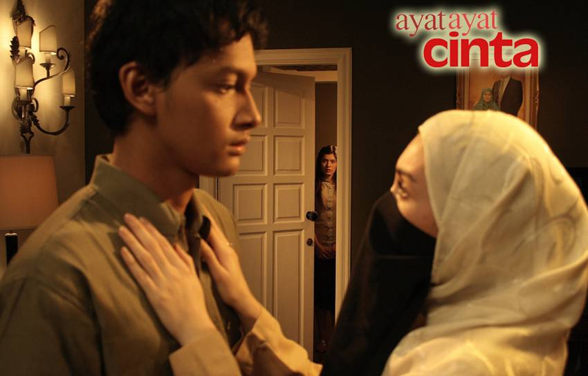 Film Indonesia romantis