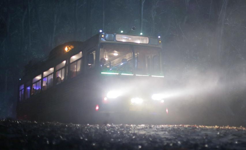 Film Night Bus