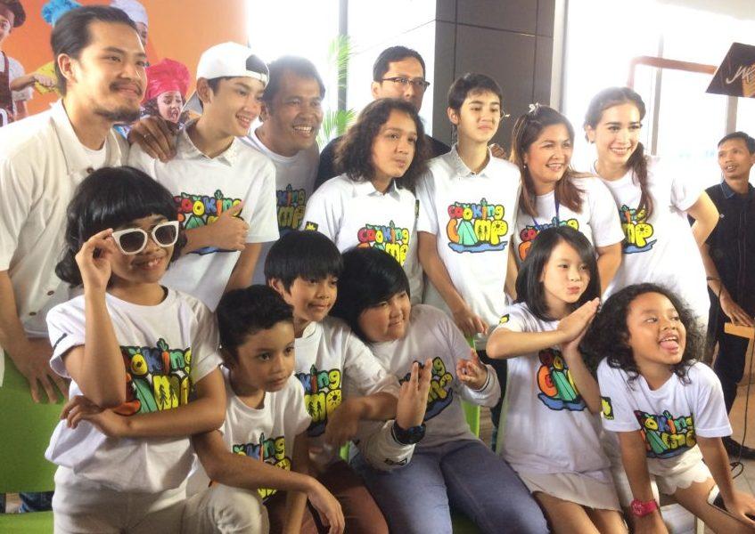 Cooking Camp, Kembalikan Film Anak di Layar Lebar - Layar.id