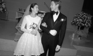Rain dan Kim Tae Hee