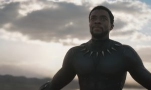 teaser trailer Black Panther