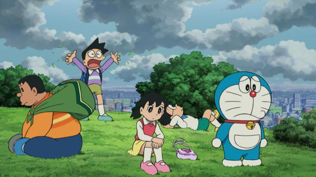 Doraemon Birth of Japan 2016: Petualangan Nobita Cs di