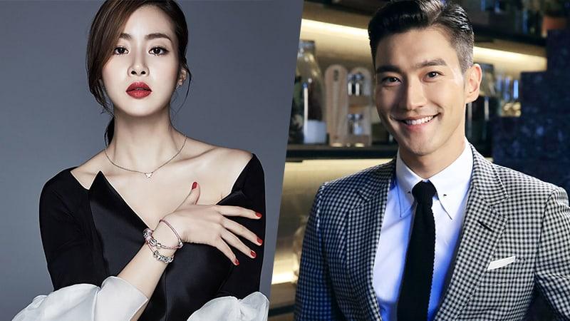 Choi Siwon dan Kang Sora Segera Beraksi di Drama