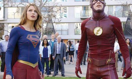 The Flash season 4danSupergirl season 3