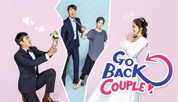 Poster drakor Go Back Couple