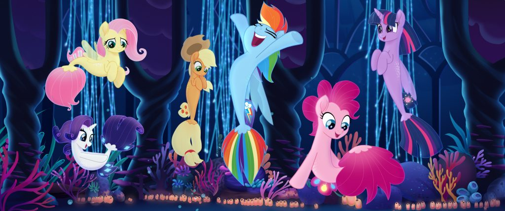 Resensi Film My Little Pony The Movie Arti Persahabatan Dari Kuda