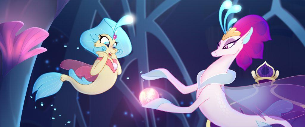 Resensi Film My Little Pony The Movie Arti Persahabatan Dari Kuda Poni Menggemaskan Layar Id