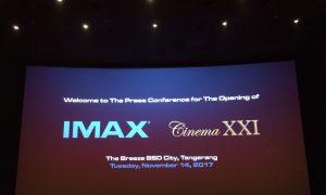 IMAX The Breeze BSD