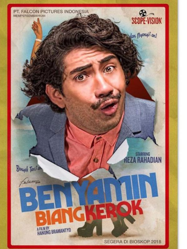 Download Film Benyamin Biang Kerok (2018) DVDRip Full Movie