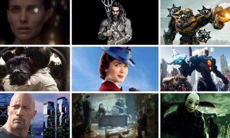 daftar film yang paling dinanti pada tahun 2018