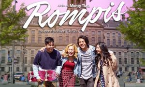 ROMPIS THE MOVIE, LIKA-LIKU ROMANSA CINTA LDR REMAJA