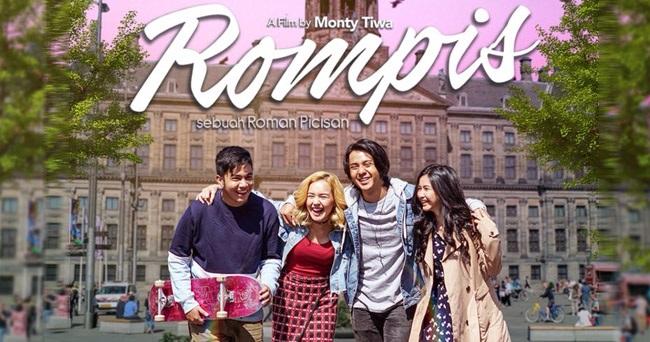 ROMPIS THE MOVIE, LIKA-LIKU ROMANSA CINTA LDR REMAJA
