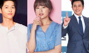 Song Joong Ki Di K-Drama Asadal Chronicles