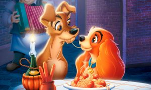 FILM ANIMASI LADY AND THE TRAMP