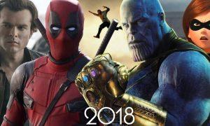 Top 10 Holywood Film Di Tahun 2018
