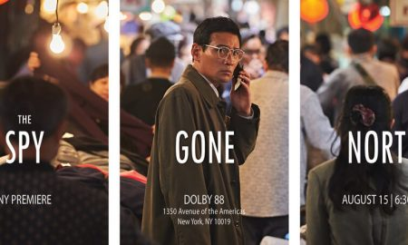 Pekan Ini THE SPY GONE NORTH Bertahan Di Posisi Runner Up Box Office Korea