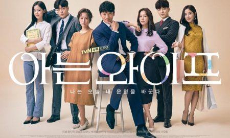 Akting Ji Sung Dan Ha Ji Min Di Drama Familiar Wife Membuat Penonton Larut