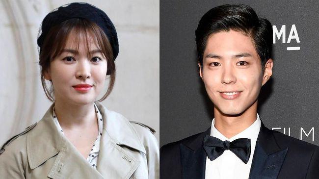 Coming Soon: Serial Drama BOYFRIEND Dibintangi Song Hye Kyo Dan Park Bo Gum