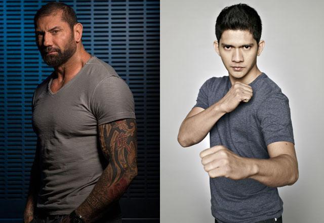 Hot Banget! Iko Uwais Dan Dave Bautista Bakal Bintangi Film Stuber