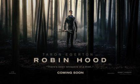 Intip Cuplikan Dan Poster Film Legenda Petualangan ROBIN HOOD