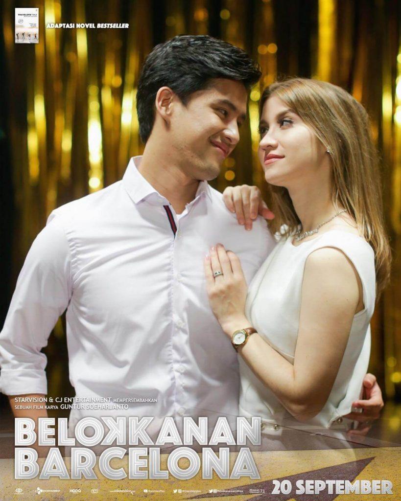 Film Komedi Romantis BELOK KANAN BARCELONA Tayang Pekan Depan