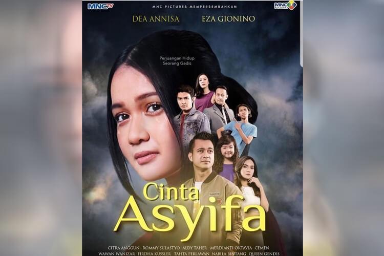 Kisah Perjuangan Seorang Gadis di CINTA ASYIFA Sinetron Terbaru MNC Pictures