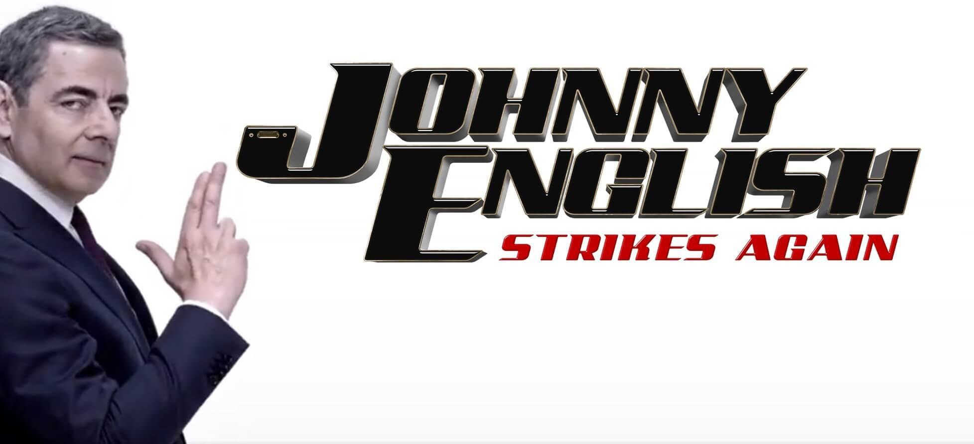 Aksi Agen Rahasia Rowan Atkinson Dalam JOHNNY ENGLISH STRIKES AGAIN Segera Rilis
