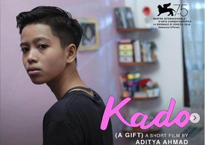 Congratulations! Film Pendek KADO (A GIFT) Karya Sineas Muda Indonesia Jawara di Venice