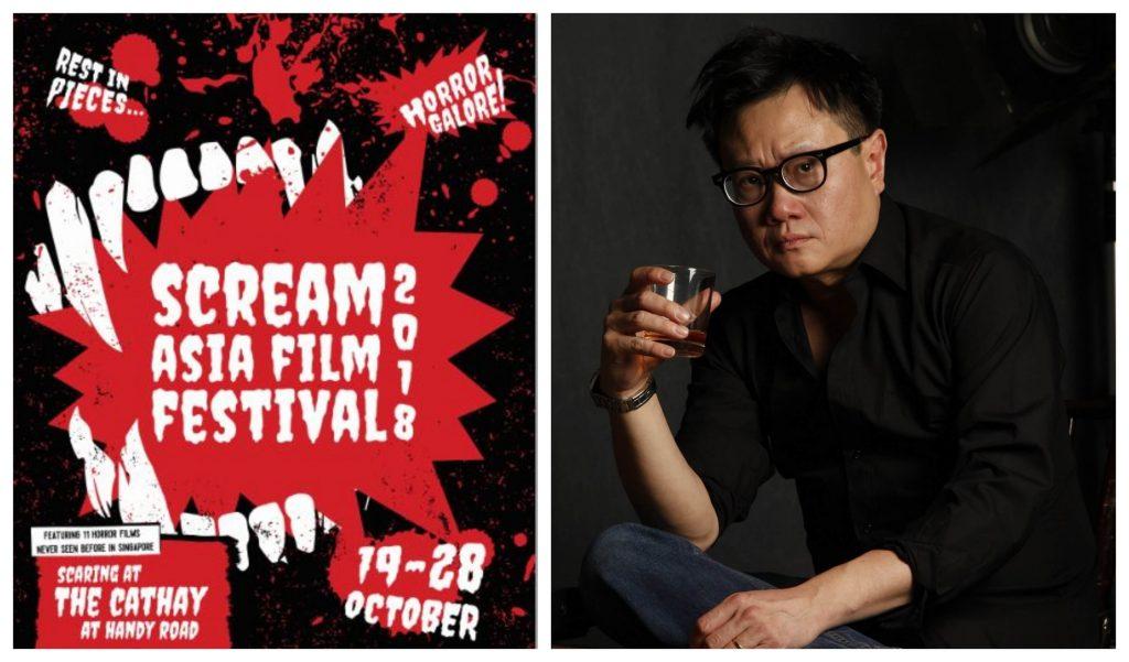 Ajang SCREAM ASIA FILM FESTIVAL 2018 Digelar Di Singapura Untuk Pertama Kalinya