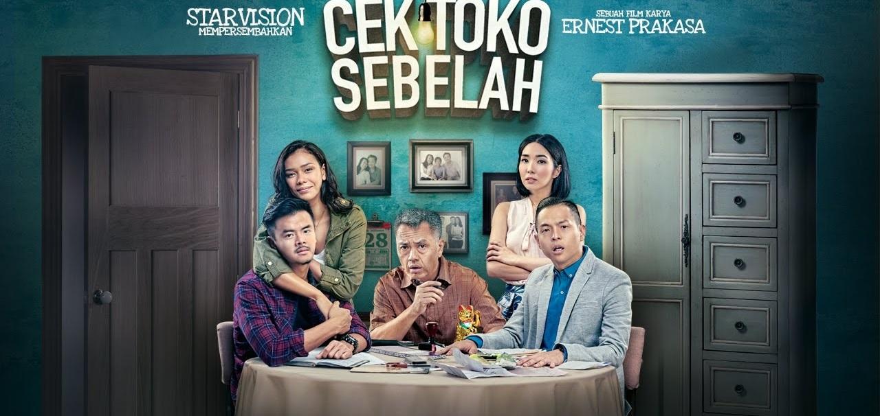 Film CEK TOKO SEBELAH Akan Tayang Di Negeri Tirai Bambu