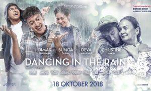 Mengharukan - Kisah Persahabatan Dan Kehidupan Dalam Film DANCING IN THE RAIN