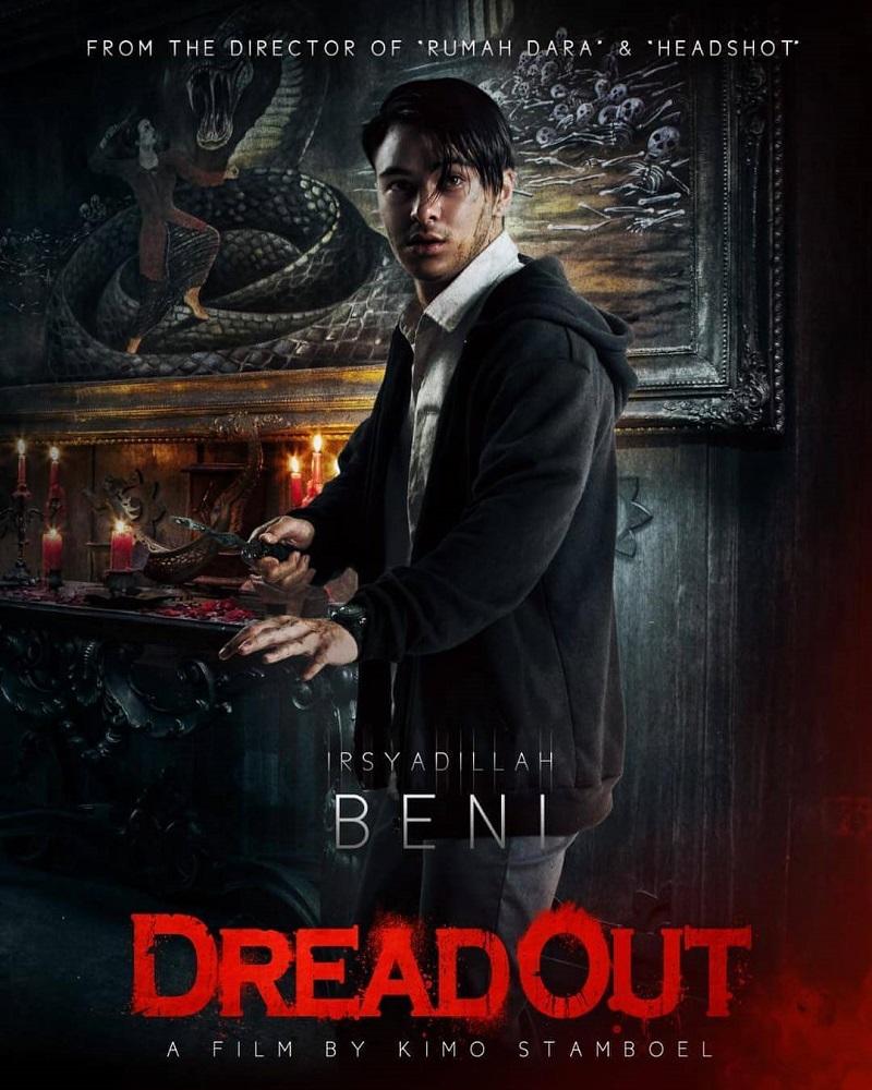 Diadaptasi Dari Game DREADOUT THE MOVIE Rilis Trailer Dan Poster Karakter
