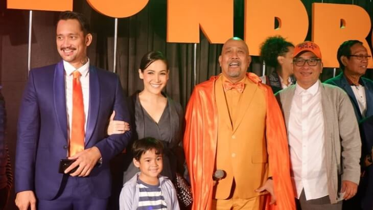 Film Komedi GILA LU NDRO Wujudkan Mimpi Almarhum Dono