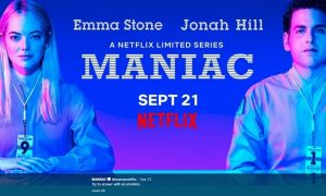 Simak Trailer MANIAC Serial Terbaru Netflix Siap Rilis Besok