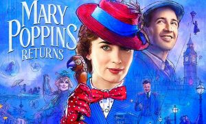 Walt Disney Studio Luncurkan Trailer Terbaru Sekuel MARY POPPINS RETURN