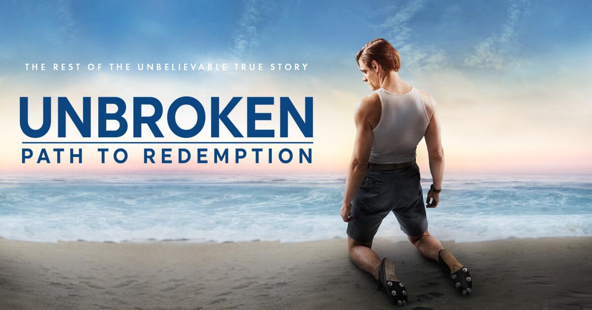 Siap Tayang Besok UNBROKEN: PATH TO REDEMPTION Film Inspiratif Tentang Louis Zamperini