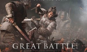Film Kolosal THE GREAT BATTLE Rajai Box Office Korea