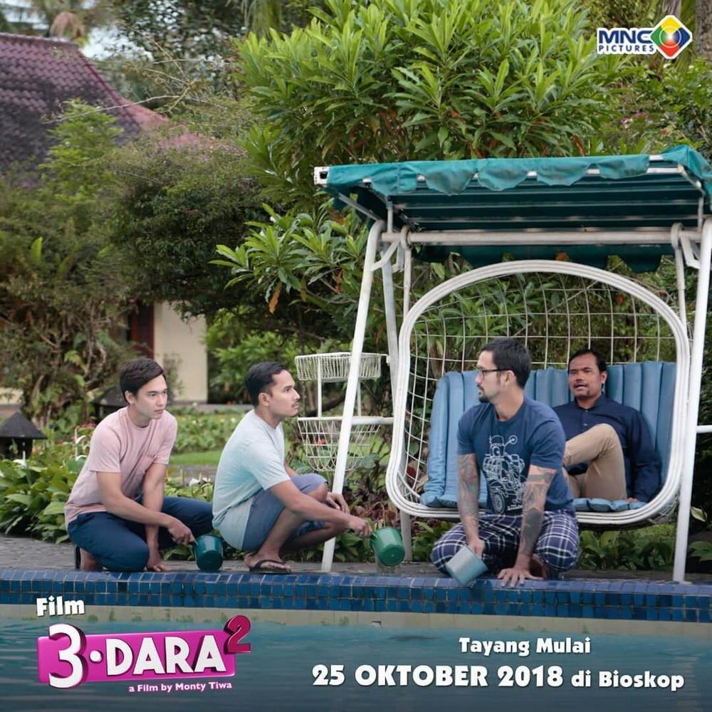 Film 3 DARA 2 – Seperti Apa Aksi Para Pria Mengerjakan Pekerjaan Rumah Tangga?