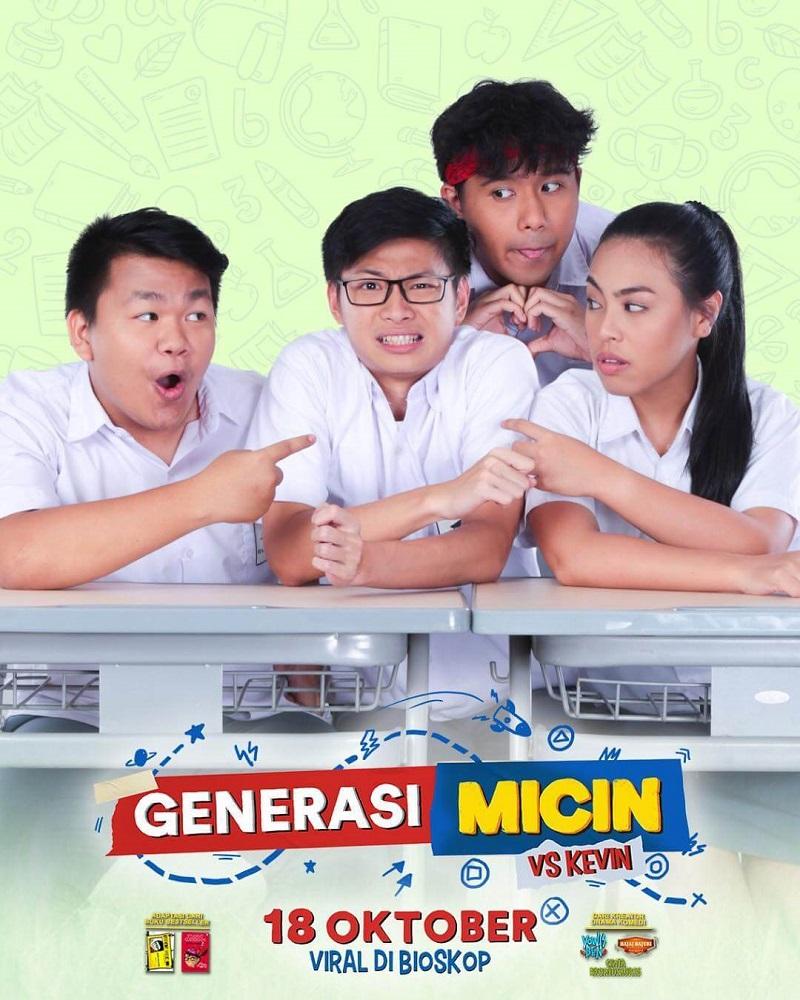 Siap Viral! Film GENERASI MICIN Bakal Segera Tayang