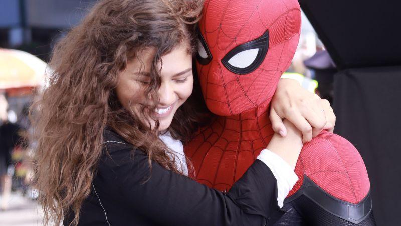 Proses Produksi Film Spider Man Far From Home Telah Tuntas Layar Id
