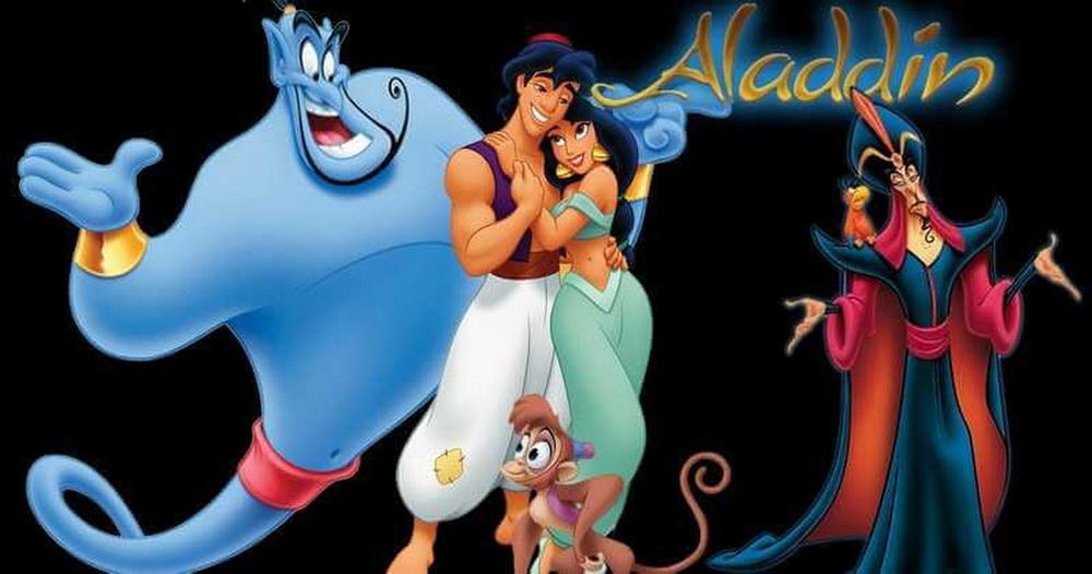 Menunggu Film Live Action ALADDIN Siap Rilis - Disney Unggah Poster Perdana