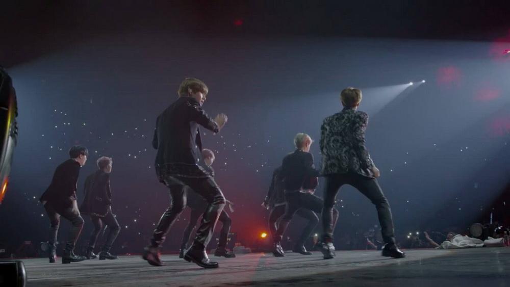 Film Dokumenter BTS Dalam BURN THE STAGE Siap Rilis Di Penghujung Tahun 2018