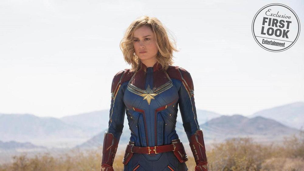 Brie Larson Sang Captain Marvel Baru Saja Berulang Tahun