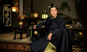 Chen Khun Selebritis Budhis Pemeran Serial THE RISE OF PHOENIXES