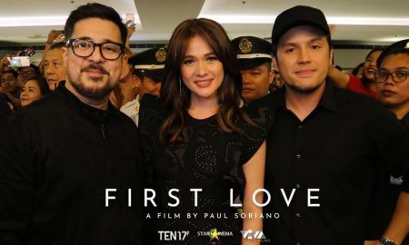 The Most Anticipated Filipino Movie: FIRST LOVE – Kisah Pertemuan Astronaut Dan Fotografer
