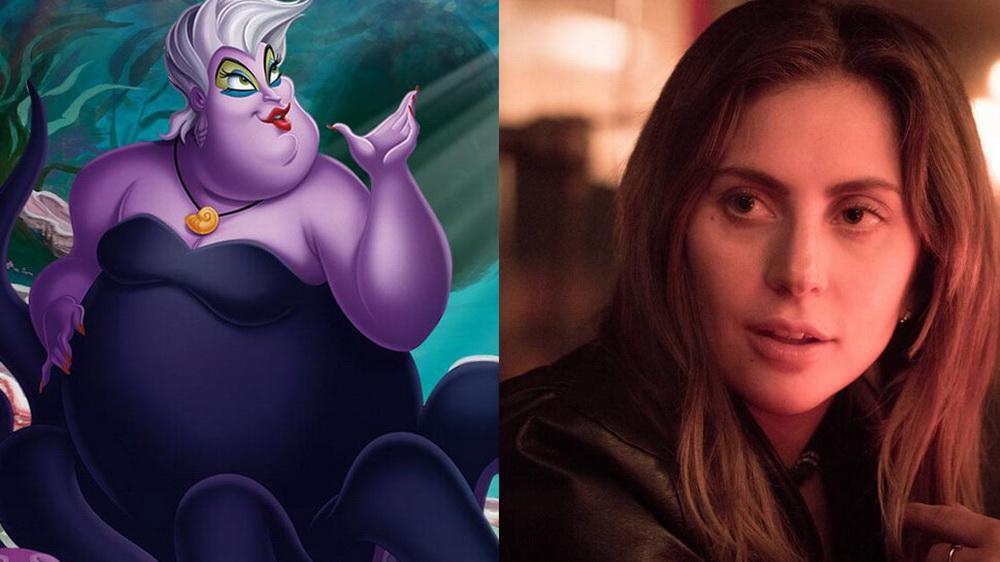 Lady Gaga Diincar Untuk Proyek Film Live Action Disney: LITTLE MERMAID