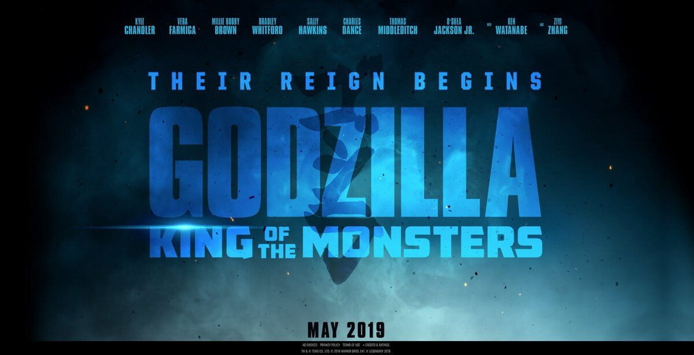 GODZILLA: KING OF THE MONSTERS – Perang Monster Rekomendasi San Diego Comic Con Siap Tayang